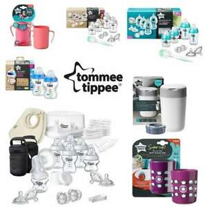 Tommee Tippee Range of Products Buy 1 or Bundle Up Super Fast Delivery
