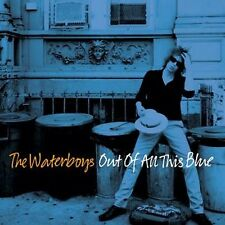 The Waterboys - Out of All this Blue - New 3CD Deluxe - PreOrder - 8th September