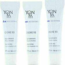 20X YONKA Creme 93 Balancing Cream Sample Size 5 ml EA TOTAL 100 ML! VALUE $100