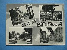 SALERNO SALUTI DA BATTIPAGLIA VEDUTINE BANCO DI NAPOLI - VIAGGIATA 1960 C.