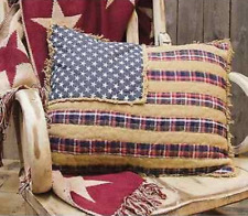 Westport Quilted Flag Accent Pillow Sham - New