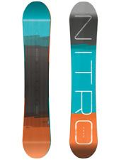 Nitro Snowboard Team Trüe Camber 155 cm 2018 Neu