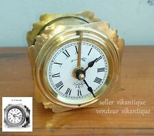 Lenzkirch Movement Antique Alarm Clock Old German Uhr Ancienne Pendulette