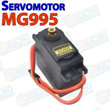 Servo MG995 servomotor 180 motor paso a paso engranajes metalicos Arduino