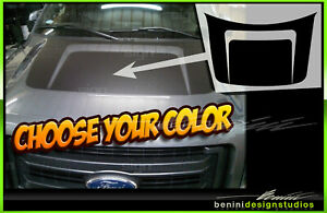 Hood Blackout Vinyl Decal - FITS Ford F-150 F150 2009 2010 2011 2012 2013 2014