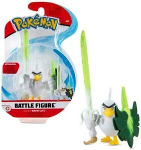 Pokemon Battle Figure Sirfetch'd  Articulated