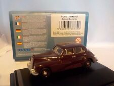 Morris Six, Maroon, , Model Cars, Oxford Diecast