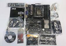 ASUS Z270-WS LGA1151 DDR4 4-Way SLI CrossfireX M.2 U.2 Z270 ATX Motherboard