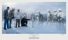 In the Company of Heroes Band of Brothers Art Print by Matt Hall