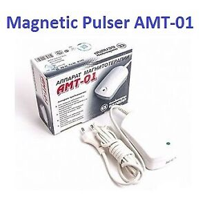"""PEMF Device Magnetic Therapy, Magnet Field, """"AMT-01"""" Belvar"""