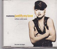 Madonna-Justify My Love cd maxi single