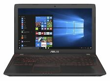 "Asus FX553VD 15.6"" FHD i7 1TB+128GB SSD 16GB GTX 1050 4GB Blu Ray Gaming Laptop"