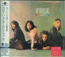 FREE-FIRE AND WATER-JAPAN UHQCD Ltd/Ed G88