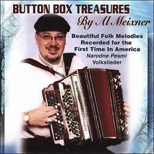 Button Box Treasures * by Al Meixner (CD, Jan-2005, CD Baby (distributor))