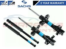 FOR HONDA CIVIC MK7 2.0 TYPE R K20Z4 06-12 FRONT REAR SHOCK ABSORBER SHOCKERS