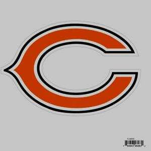 Chicago Bears Licensed Outdoor Rated Logo Magnet (NFL Football)