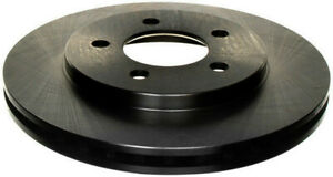 Disc Brake Rotor-Non-Coated Front ACDelco 18A822A