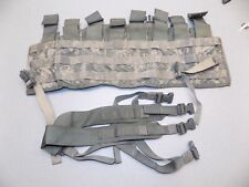 US Military TACTICAL ASSAULT PANEL TAP ACU Camo Combat Chest Rig 8 Mag