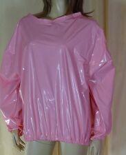 pulli pullover rosa adult neu XL pvc plastic NEU Diargh