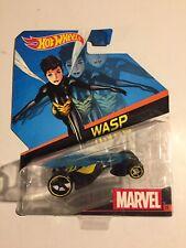 "2015~Hot Wheels~ ""Wasp"",Marvel~Character Cars~1:64, HTF!,New,NM!"