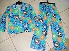 Joe Boxer football girls boys 2-Piece Sleepwear 8 sports NEW pajamas blue fleece