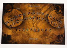 Clasic wooden Ouija Board game & Planchette with instruction Spirit hunt magick