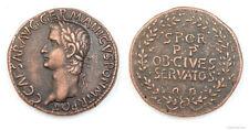 Roman Æ sestercios de again