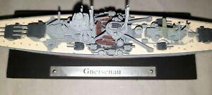 Kriegsschiff Gneisenau 1:1250 Fertigmodell