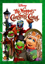 Disney Henson Dickens Holiday Comedy The Muppet Christmas Carol Movie on DVD