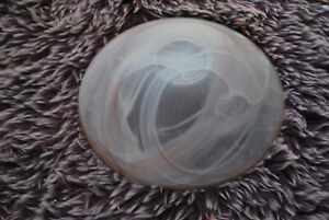 Bärbel/Klaus Drexel-- Brunnenschale,Glasschale ca.30 cm Durchmesser