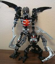 LEGO BIONICLE PHANTOKA 8693 8949 CHIROX KIROP MATORAN CUSTOM + MANUAL