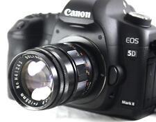 Soligor 105mm F2.8 Lens For Canon 7D 60D T3i T2i 50D 40D 5DII 6D
