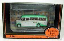 EFE 1/76 - 20111 BEDFORD OB COACH - GREY GREEN MODEL BUS