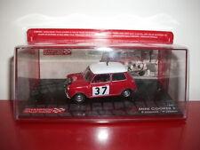 mini cooper S 1964 p hopkirk H liddon 1/43 champion rally cars IXO altaya