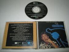 PAUL MCCARTNEY/GIVE MY REGARDS TO BROAD STREET(PARLOPHONE/CDP 7 46043 2)CD ALBUM