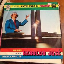 Haroldo Jose-brasil Canta Para O Paraguay-latin Lp