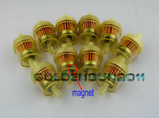 "10pcs HARLEY ATV DIRT BIKE Inline GAS Carburetor Fuel Filter 1/4"" 6mm 7mm MOTOR"