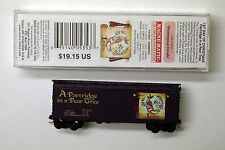 MTL Micro-Trains 21501 to 21506 TDOC Christmas Cars (1 car)
