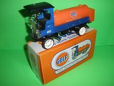 1996 GULF #4 1910 MACK TANKER TRUCK REGULAR EDITION ERTL