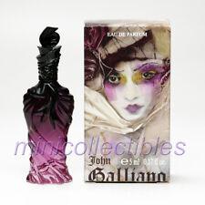 JOHN GALLIANO Eau de Parfum 5 ml Miniature Mini perfume Bottle New in Box