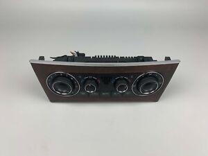 Mercedes Benz C Class W203 AC Heater Climate Control Element Panel A2038301785
