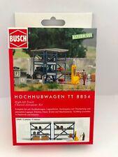 Busch 8854 Tt Gauge, High Lift Truck # New Original Packaging #
