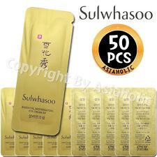 Sulwhasoo Essential Rejuvenating Eye Cream EX 1ml x 50pcs (50ml) Sample Newist
