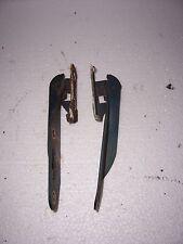 Honda Civic EG8 Stufenheck (5/92–2/96) : 2 Haubenscharniere links rechts grün
