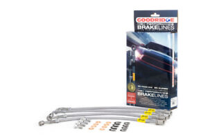 Goodridge Stainless Steel Brake Lines for 8/97-05 Lexus GS300/400/430