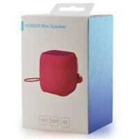 HONOR MINI SPEAKER kleine Lautsprecher Boxen Box Lautsprecherbox pink AM510 IP54