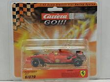 Carrera 61079 GO Slot Car Ferrari F2007 No.5  M. 1:43