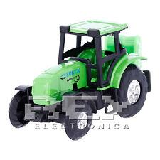 Tractor Semi-Remolque Juguete Vehículo Campo Agrícola ¡Desde España! j150