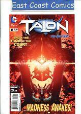 TALON #15 - DC NEW 52