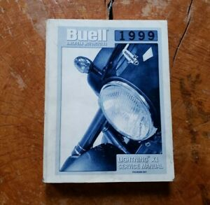Lightning Buell Motorcycle Repair Manuals Literature For Sale Ebay